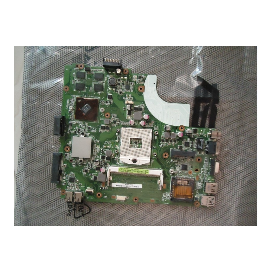 For ASUS X84L laptop motherboard
