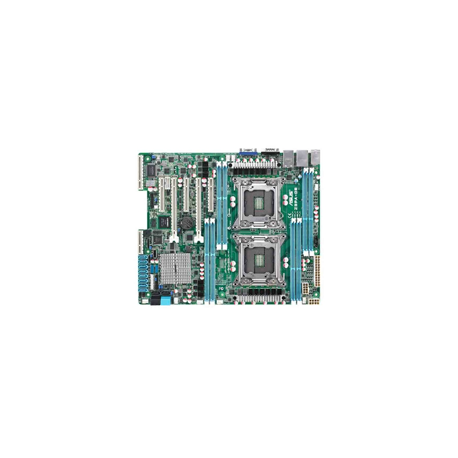 Brand new For Asus Z9NA-D6C Intel C602 LGA1356 Motherboard