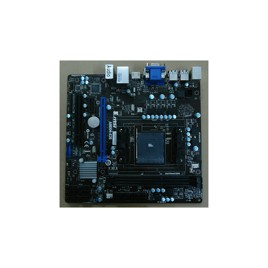 Brand new For MSI A88XM-E35 AMD A88X FM2 Desktop Motherboard