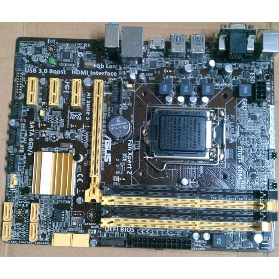 Brand new For Asus H87M-E Intel H87 LGA1150 Motherboard