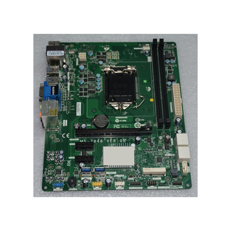 New For MSI MEDION MS-7848 Intel H87 LGA1150 Motherboard