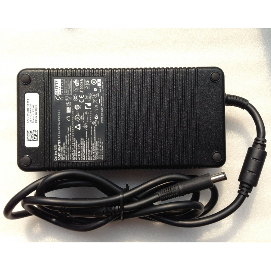 Original OEM 330W AC Adapter For Dell Alienware M18x R2 Gaming Laptop PC