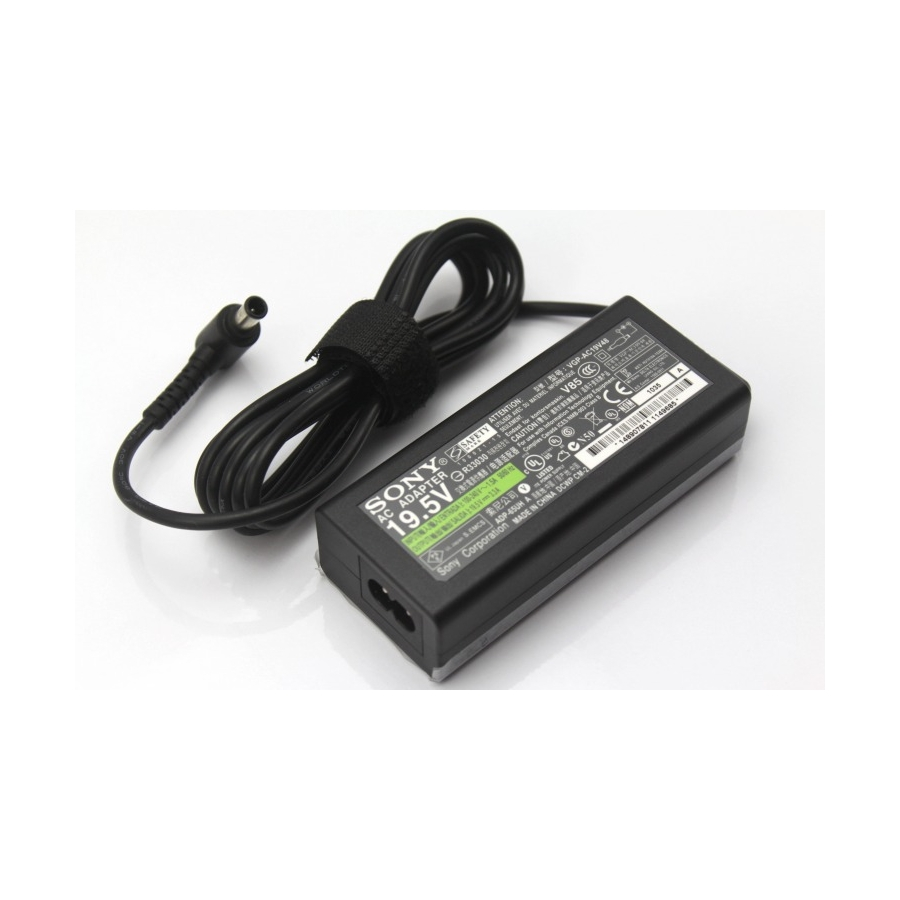 Original OEM 19.5V 3.3A 65W AC Adapter For Sony Vaio VGN-FS742W