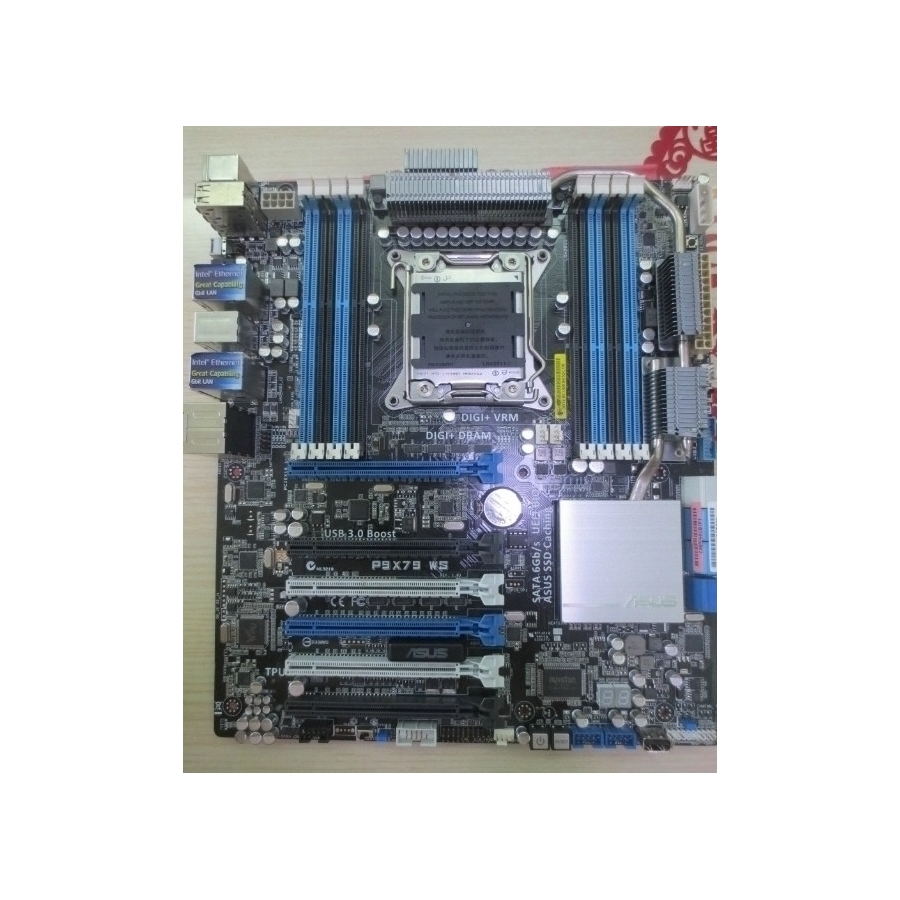 Brand new For Asus P9X79 WS Intel X79 LGA2011 Motherboard