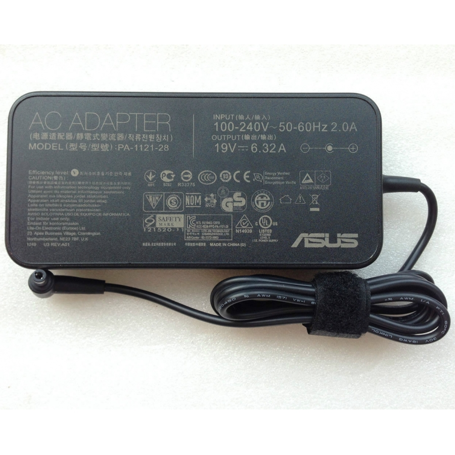 OEM 120W AC Adapter for Asus 90XB00DN-MPW030 90XB00DN-MPW040