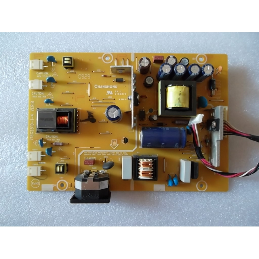 AOC 2219VG 931SW+ G2221G Power Board 715G2510-1-4