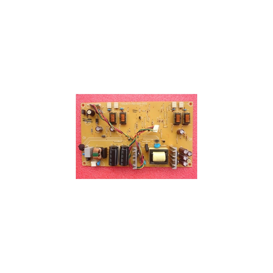 AOC 270LT00001 Power Supply Board 715G3677-P01-000-001S
