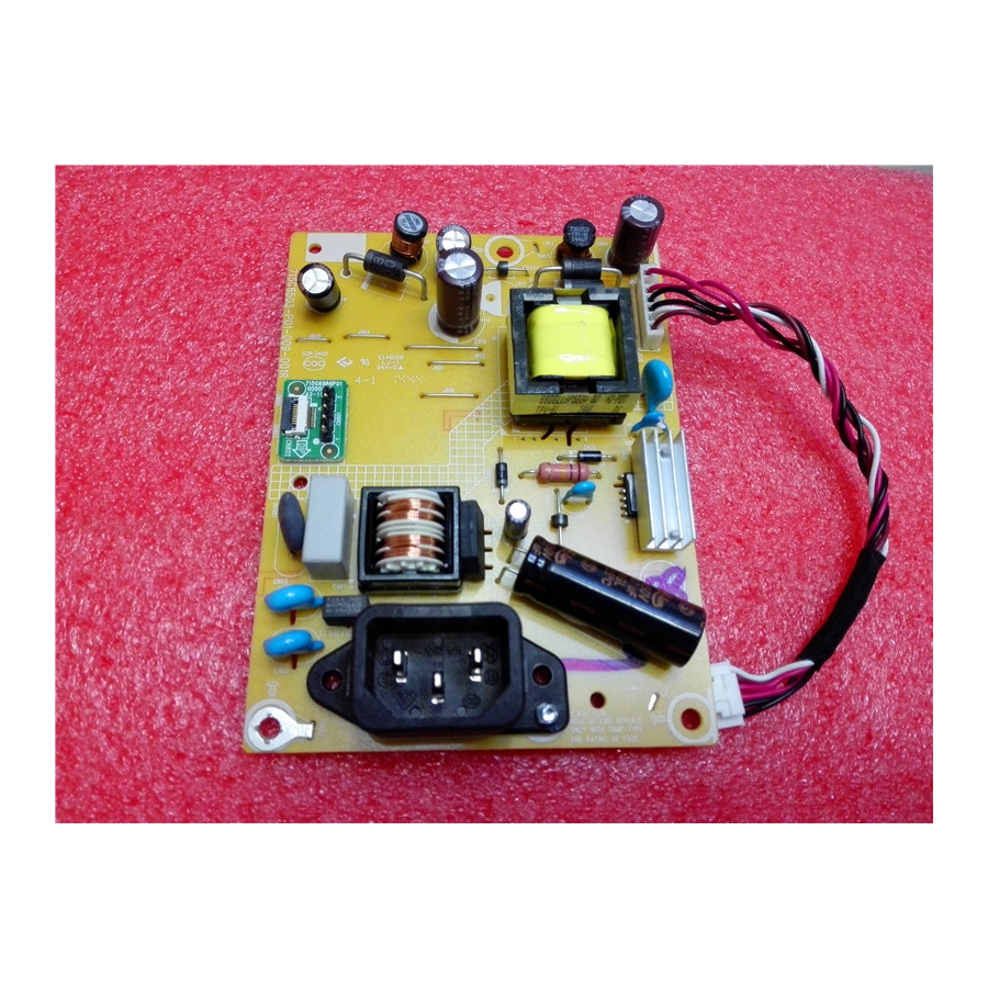 AOC I2369V I2269VW Power Supply Board 715G6503-P01-009-001R