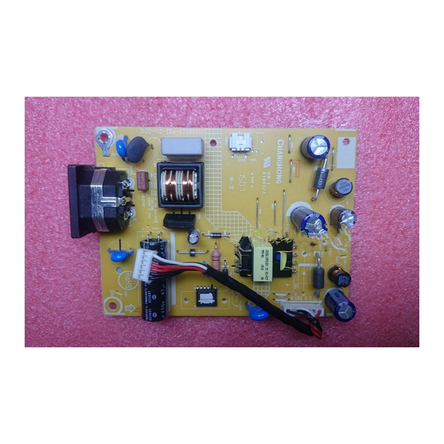 AOC E970SWN LED Power Supply Board 715G6503-P02-011-001C